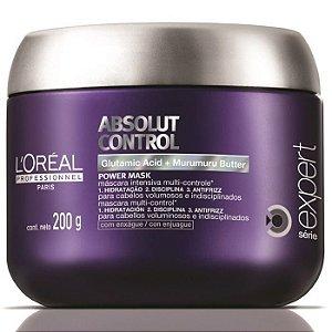 L'Oréal  Absolut Control Máscara 200gr
