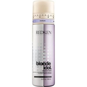 Redken Tratamento Blonde Idol Custom-Tone Violeta 196ml