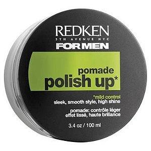 Redken Pomada e Pasta Polish Up Masculino 100ml