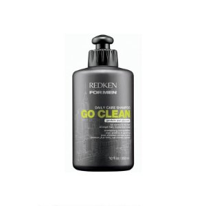 For Men Go Clean - Shampoo 300ml