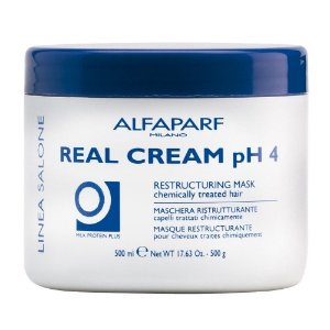 Alfaparf Máscara Reestruturantef Real Cream pH 4 500g