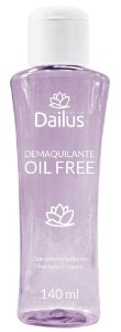 Dailus Demaquilante Oil Free Facial