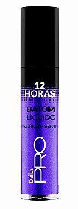 Batom Líquido Dailus Pro - 108 Violet