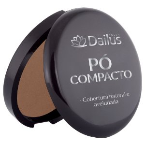 Dailus Pó Compacto 10 Chocolate