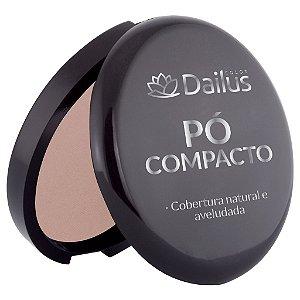 Dailus Pó Compacto 16 Capuccino