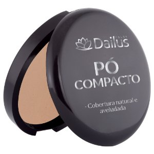 Dailus Pó Compacto 26 Natural