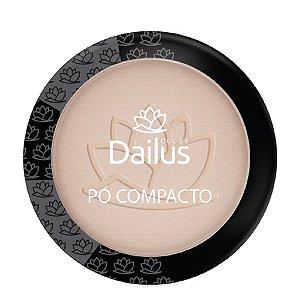 Dailus Pó Compacto Luxo - 02 Claro