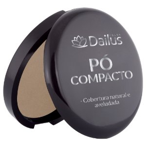 Dailus Pó Compacto 06 Rose