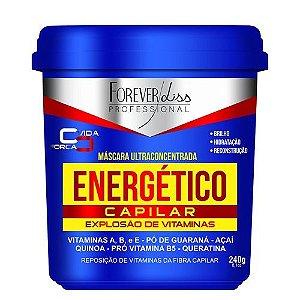 Forever Liss Energético Capilar Máscara Ultra Concentrada 240gr