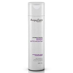 Acquaflora Antioxidante Matizador Shampoo 240ML
