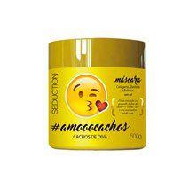 Seduction Professional Máscara Emotions Amo Cachos de Diva - 500g