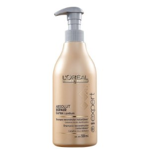 Loreal Absolut Repair Shampoo 500ml