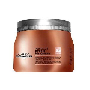 Loreal Absolut Repair Pós Química Máscara 500g