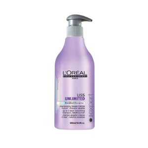Loreal Liss Unlimited Shampoo 500ml