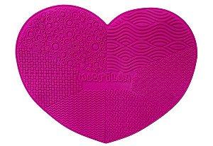 Macrilan - Tapele de Silicone para Limpeza de Pincéis