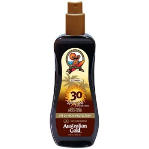 Australian Gold Spray Gel 30 Bronzer