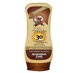 Australian Gold Kona Coffe spf 30 Instant Bronzers 237ml