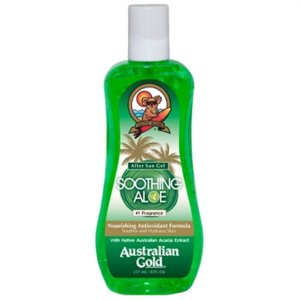 Australian Gold Soothing Aloe Vera 237ml