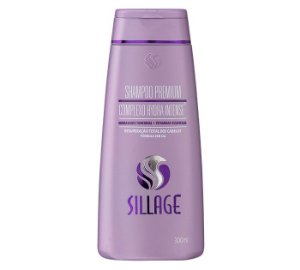 Sillage Hydra Intense Shampoo 300ml
