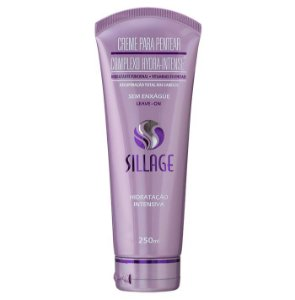 Sillage Hydra Intense Creme para Pentear 250ml