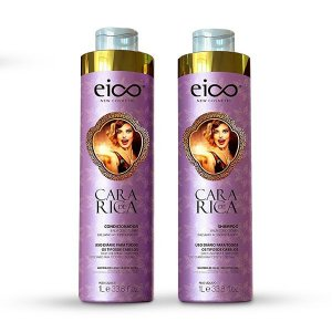 Eico Kit Cara de Rica (Shampoo + Condicionador)