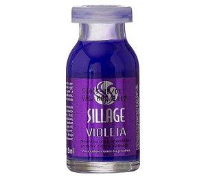 Sillage Ampola Violeta - 15ml