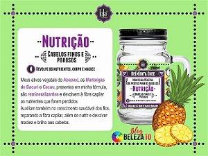 Lola bemdit ghee manteiga de nutrição 350g abacaxi e manteiga de bacuri