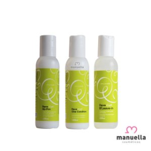 DEVA CURL KIT 3 PASSOS 120ML