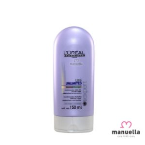 LOREAL SERIE EXPERT LISS UNLIMITED CONDICIONADOR 150ML