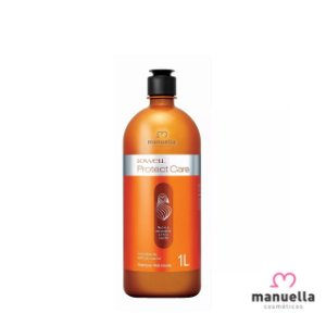 LOWELL SHAMPOO PROTECT E CARE 1000ML