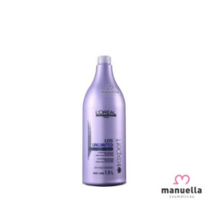 LOREAL SERIE EXPERT LISS UNLIMITED CONDICIONADOR 1500ML