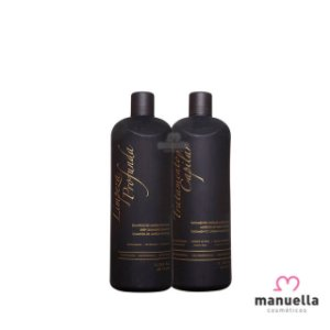 GHAIR PROGRESSIVA ESCOVA MARROQUINA KIT 1L