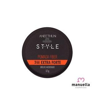 ANEETHUN STYLE POMADA FIBER EXTRA FORTE 65 G