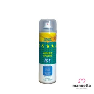 D'ÁGUA NATURAL ARNICA SPRAY SPORT ICE 280ML