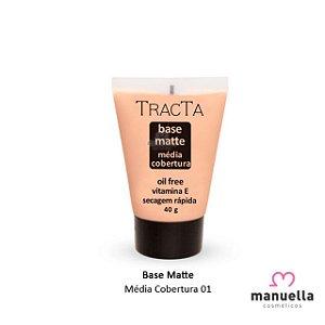 TRACTA BASE MATTE MÉDIA COBERTURA 40G 01