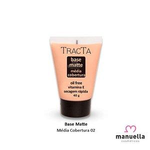 TRACTA BASE MATTE MÉDIA COBERTURA 40G 02