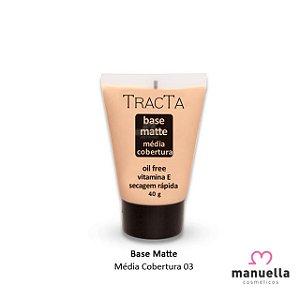 TRACTA BASE MATTE MÉDIA COBERTURA 40G 03