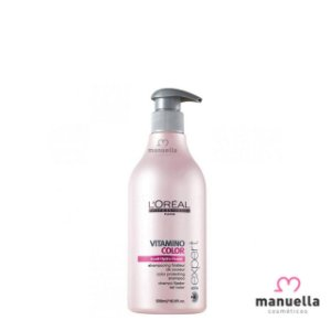 LOREAL SERIE EXPERT VITAMINO COLOR  A.OX SHAMPOO  500ML
