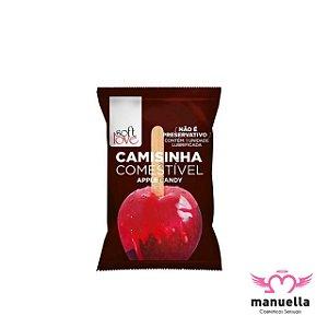 SOFT LOVE CAMISINHA COMESTÍVEL APPLE CANDY