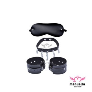 DOMINATRIXXX KIT PRISIONEIRA 2  DX514