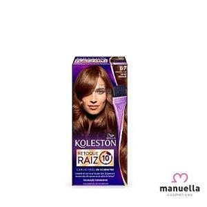 WELLA KOLESTON RETOQUE RAIZ 67 CHOCOLATE
