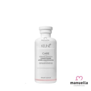 KEUNE CARE CONDICIONADOR 250ML KERATIN SMOOTH