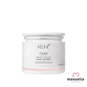 KEUNE CARE MASCARA 200ML KERATIN SMOOTH
