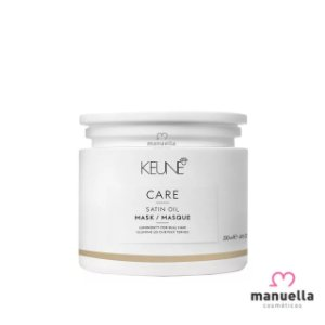 KEUNE CARE MASCARA 200ML SATIN OIL