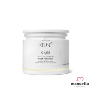 KEUNE CARE MASCARA 200ML VITAL NUTRITION