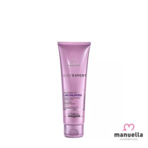 LOREAL SERIE EXPERT LISS UNLIMITED CREME PARA PENTEAR 150ML