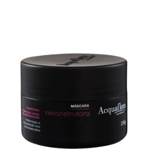 ACQUAFLORA MASCARA 250ML RECONSTRUTORA