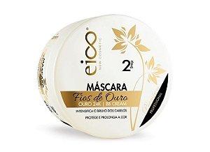 Eico Mascara Fios de Ouro 240G