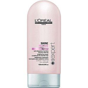 Loreal Shine Blonde Ceraflash Condicionador 150ml