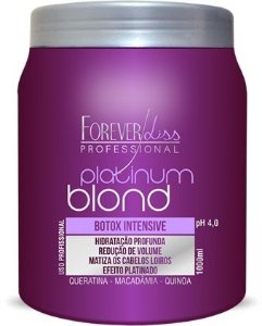 Forever Liss Botox Blond Matizador 1 kg